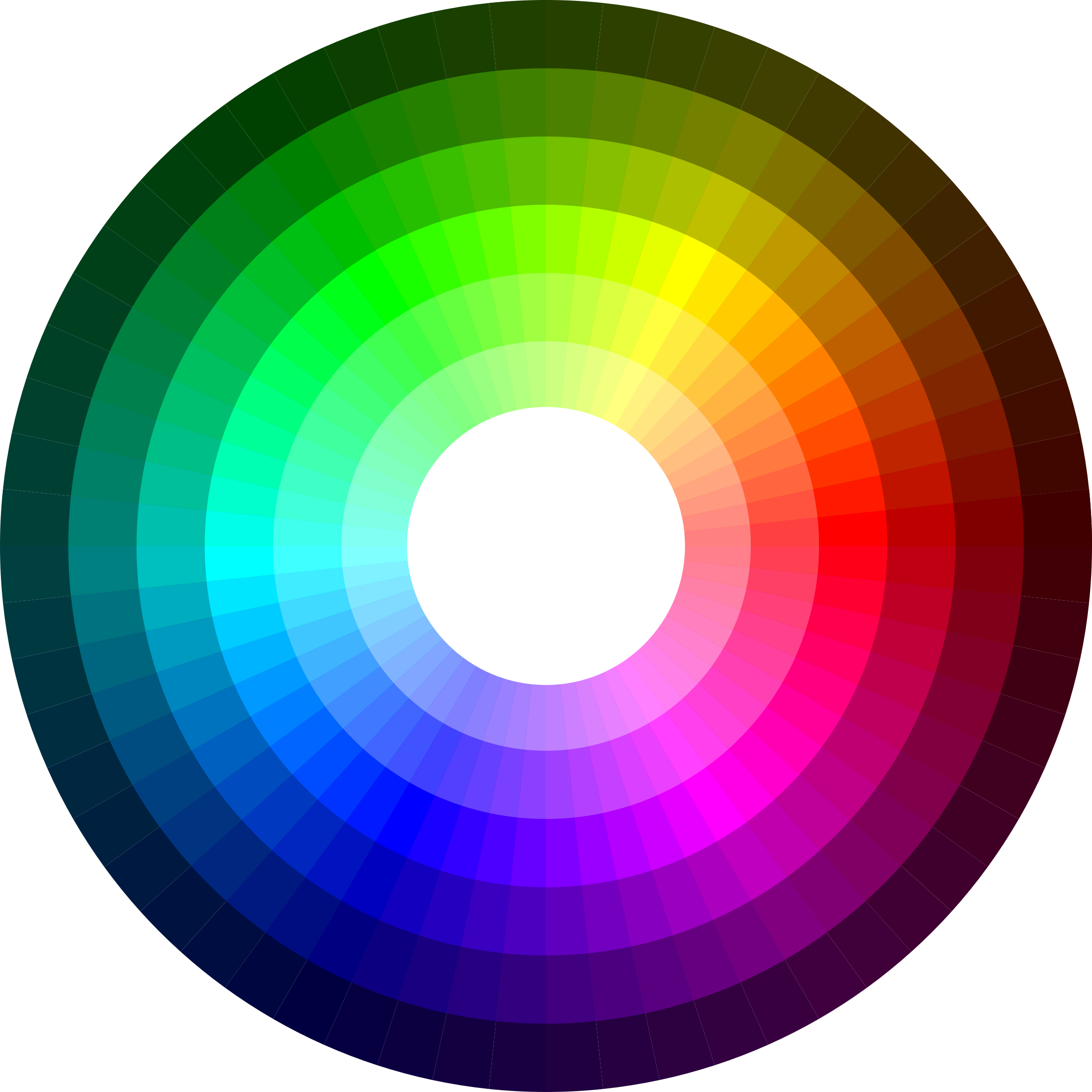 Chromatic big image png. Wheel clipart cirle