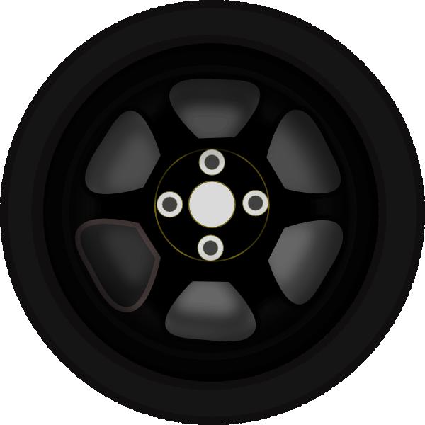 At clker com vector. Wheel clipart clip art