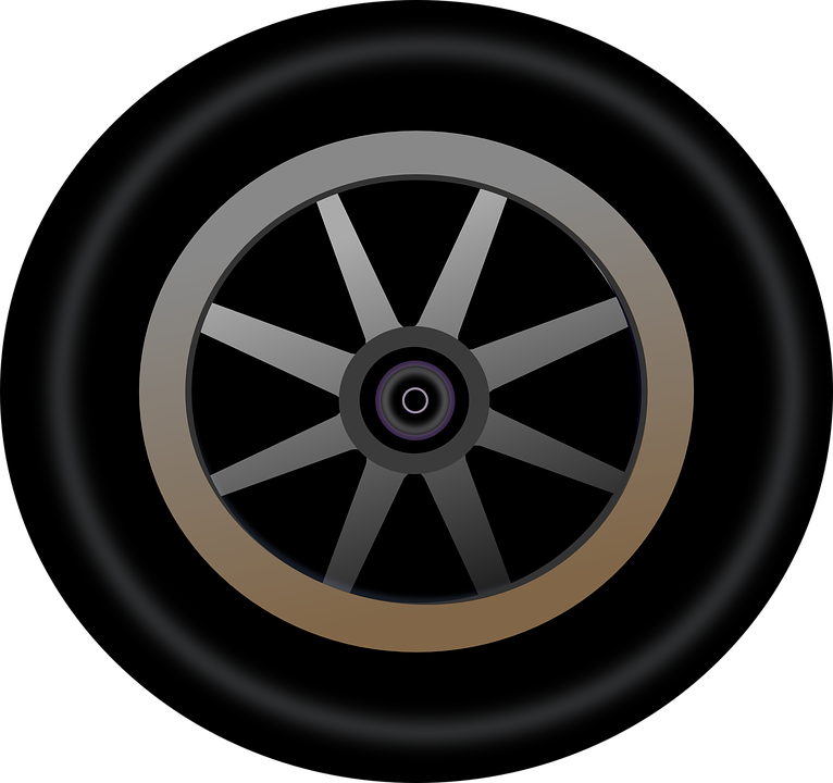 Wheel clipart cute. Tire transparent wheels mathszone