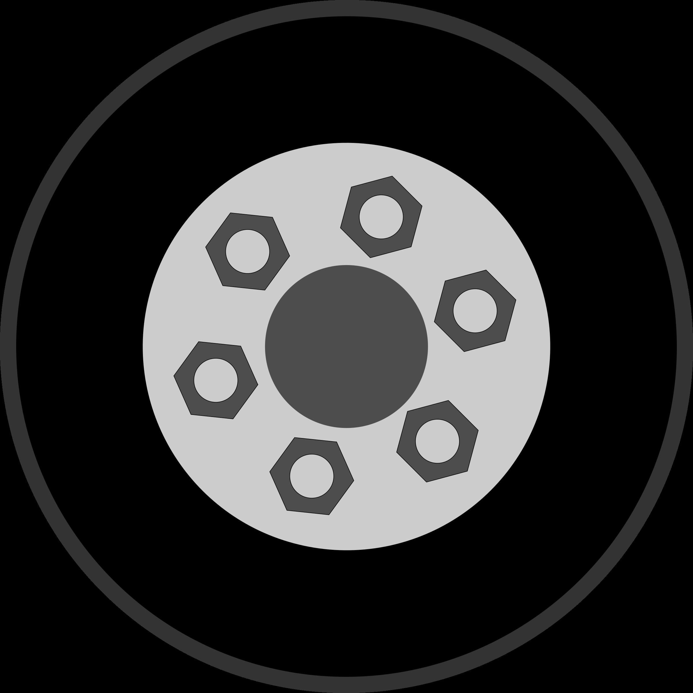 Rueda pneu icons png. Wheel clipart fancy