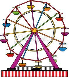 Ferris free download best. Wheel clipart faris