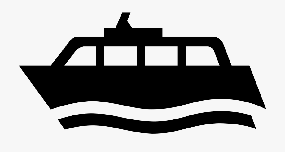 Black and white png. Wheel clipart ferry