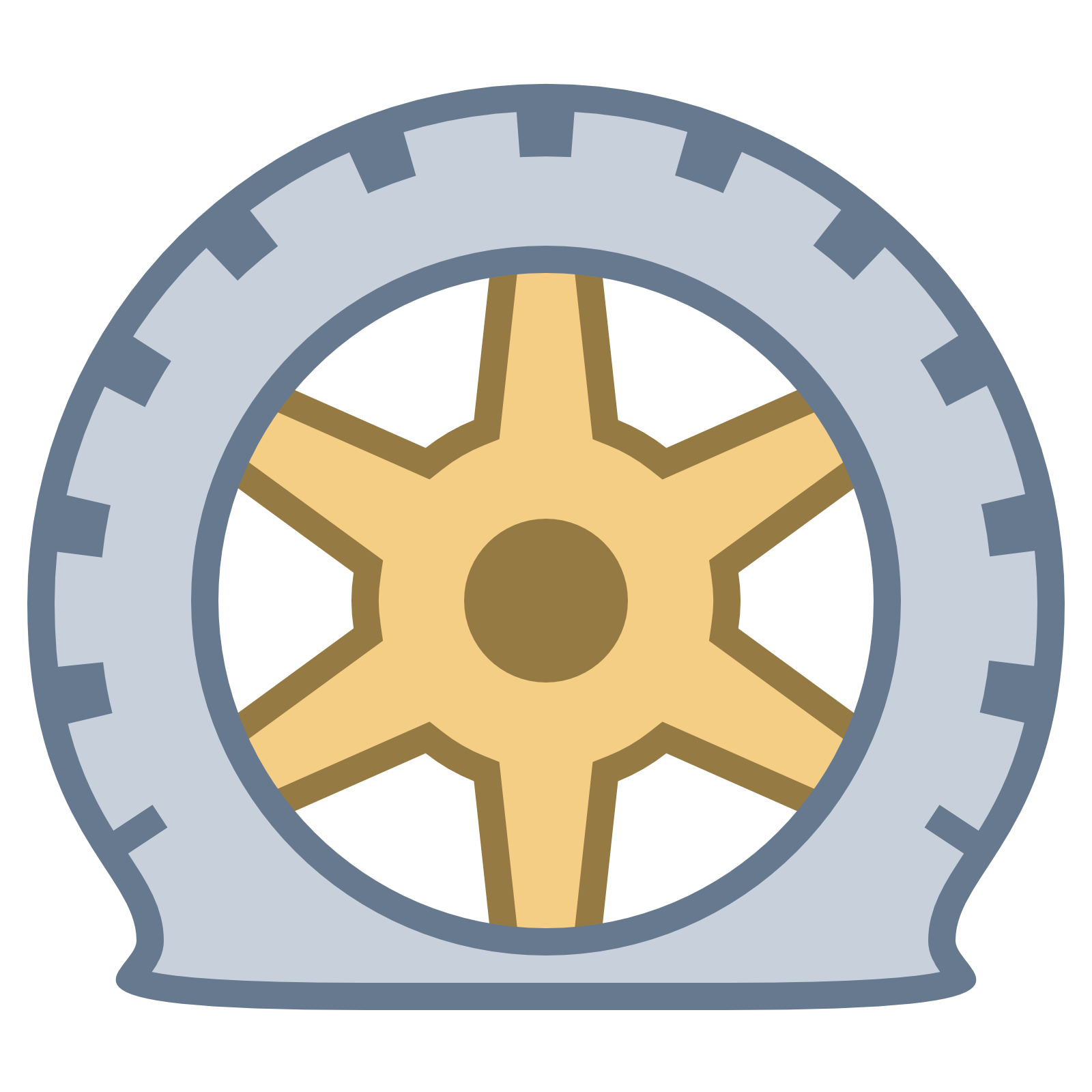 Wheel clipart flat tire. Car computer icons radial