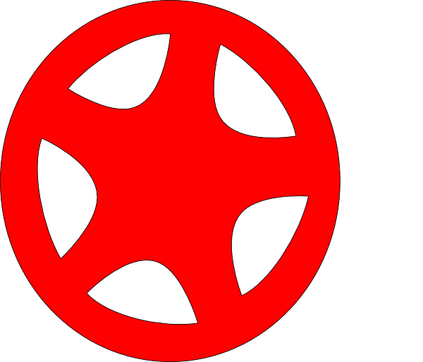 Clip art at clker. Wheel clipart logo