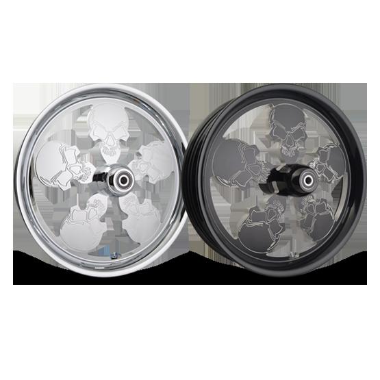 Wheel clipart motorcycle wheel. Skull custom rims for