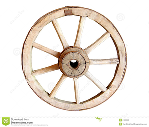 Wheel clipart old wheel. Wagon wheels free images