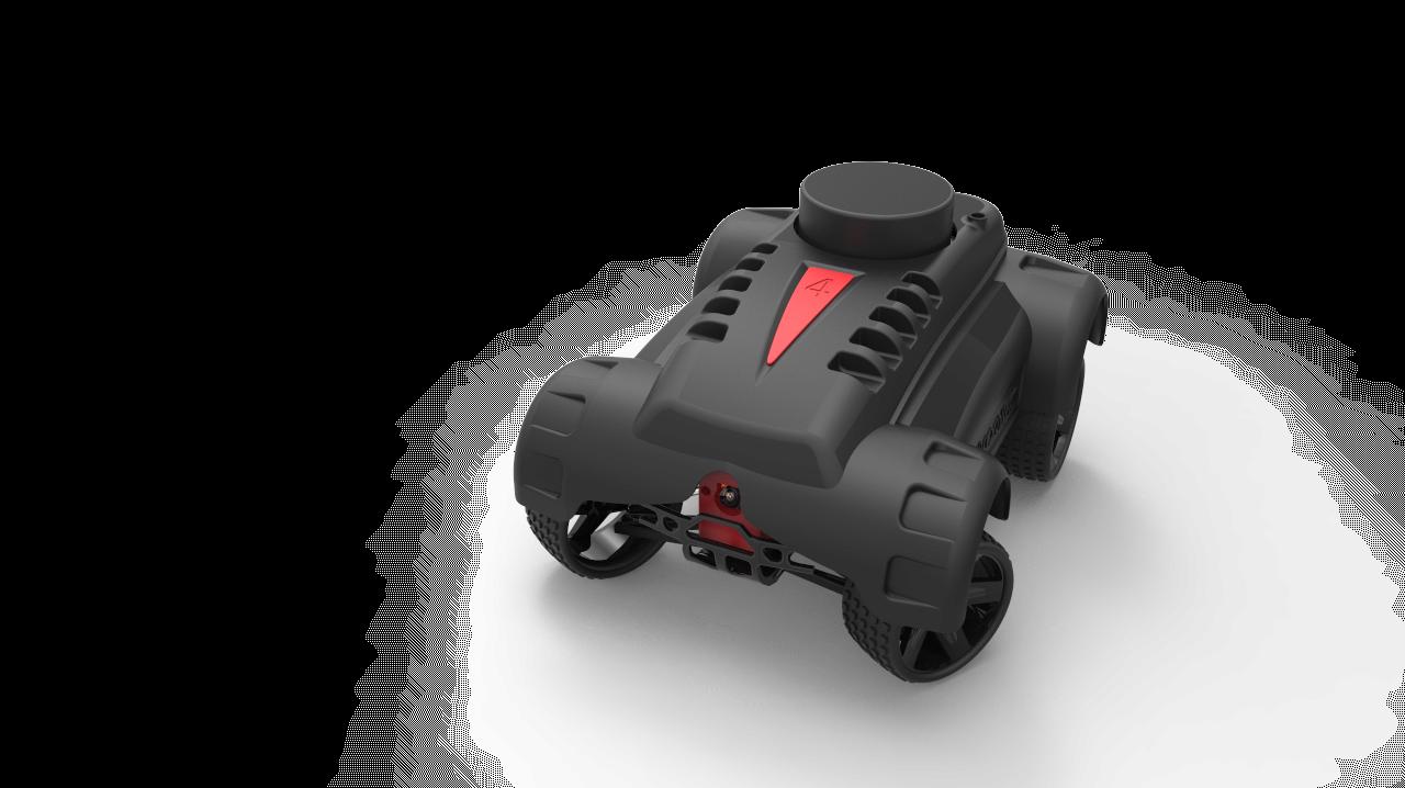 Wheel clipart robot wheel. Robots ros org hamster