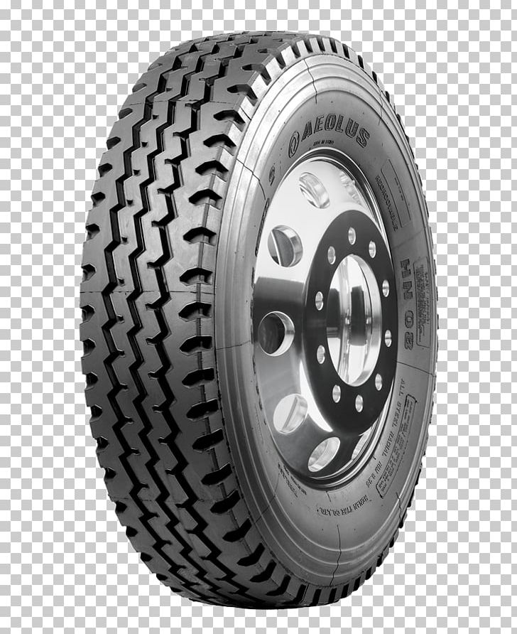 Radial trailer truck tread. Wheel clipart semi tire
