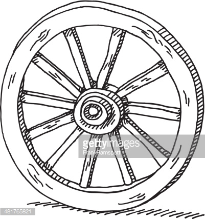 At paintingvalley com explore. Wheel clipart sketch