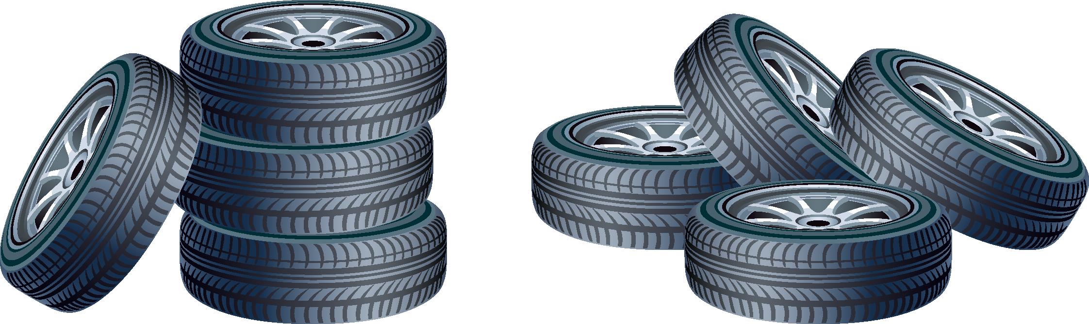 Car clip art tires. Wheel clipart spare tire