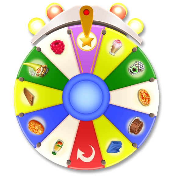 Wheel clipart spinnig. Of fortune hay day