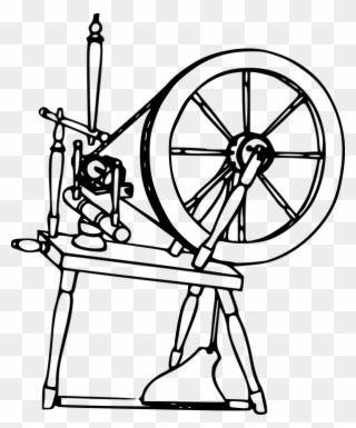 Wheel clipart spinning wheel. Free png clip art