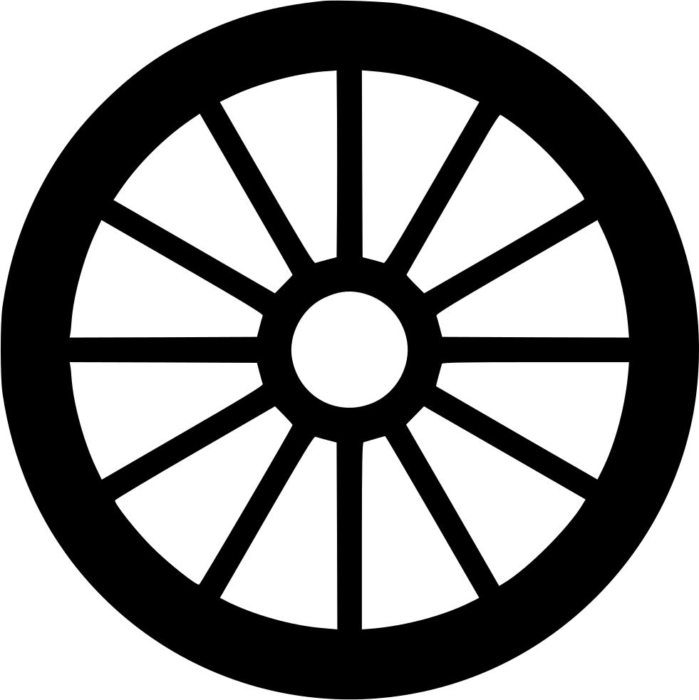 Chariot png icon free. Wheel clipart svg