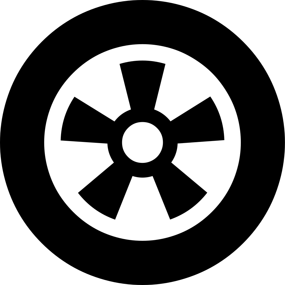 Car png icon free. Wheel clipart svg