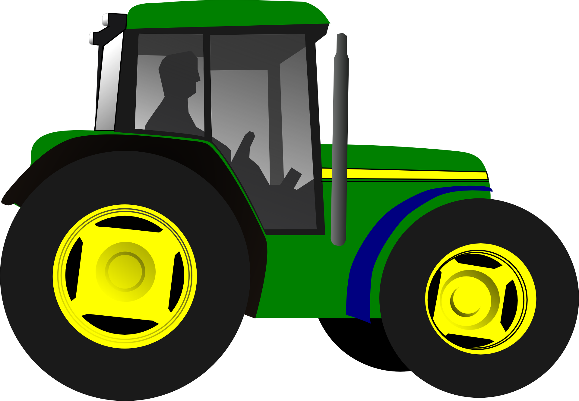 Wheel clipart tractor wheel. John deere agriculture clip