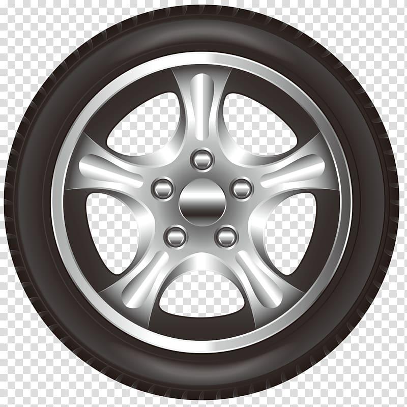 Car tire rim front. Wheel clipart transparent background