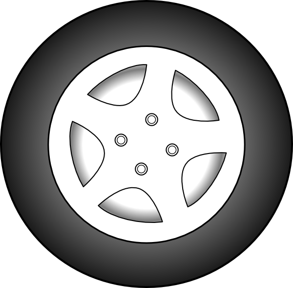 Racing tire t mathszone. Wheel clipart tyre