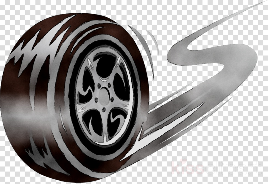 Wheel clipart vehicle. Car background tire transparent