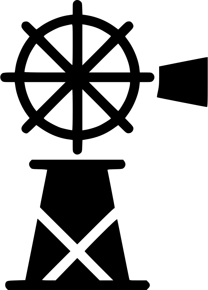 Svg png icon free. Wheel clipart water mill