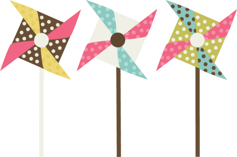 Wheel clipart windmill. Pinwheels svg files for