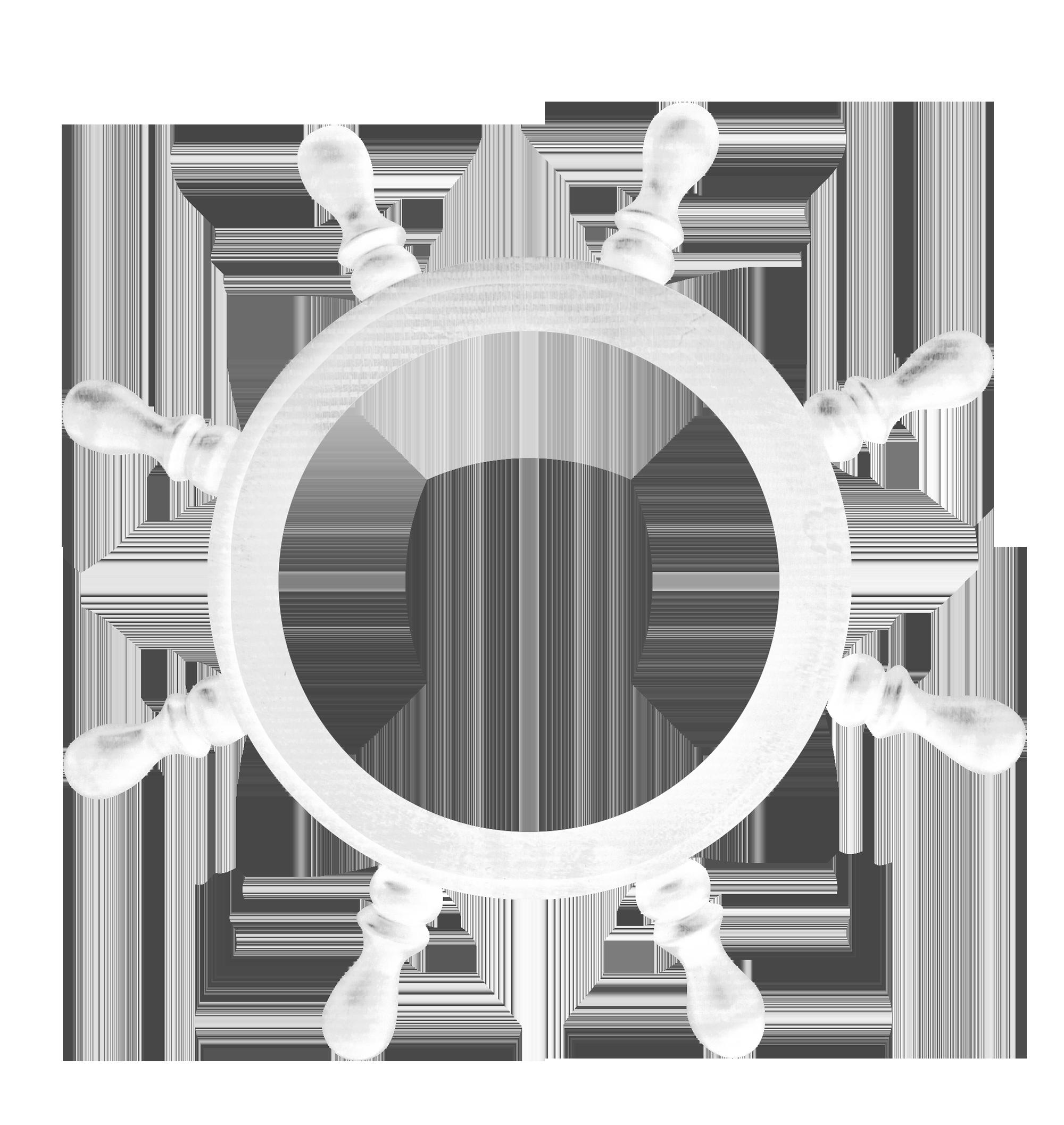 Wheel clipart wood wheel. Ships steering white woodsteering