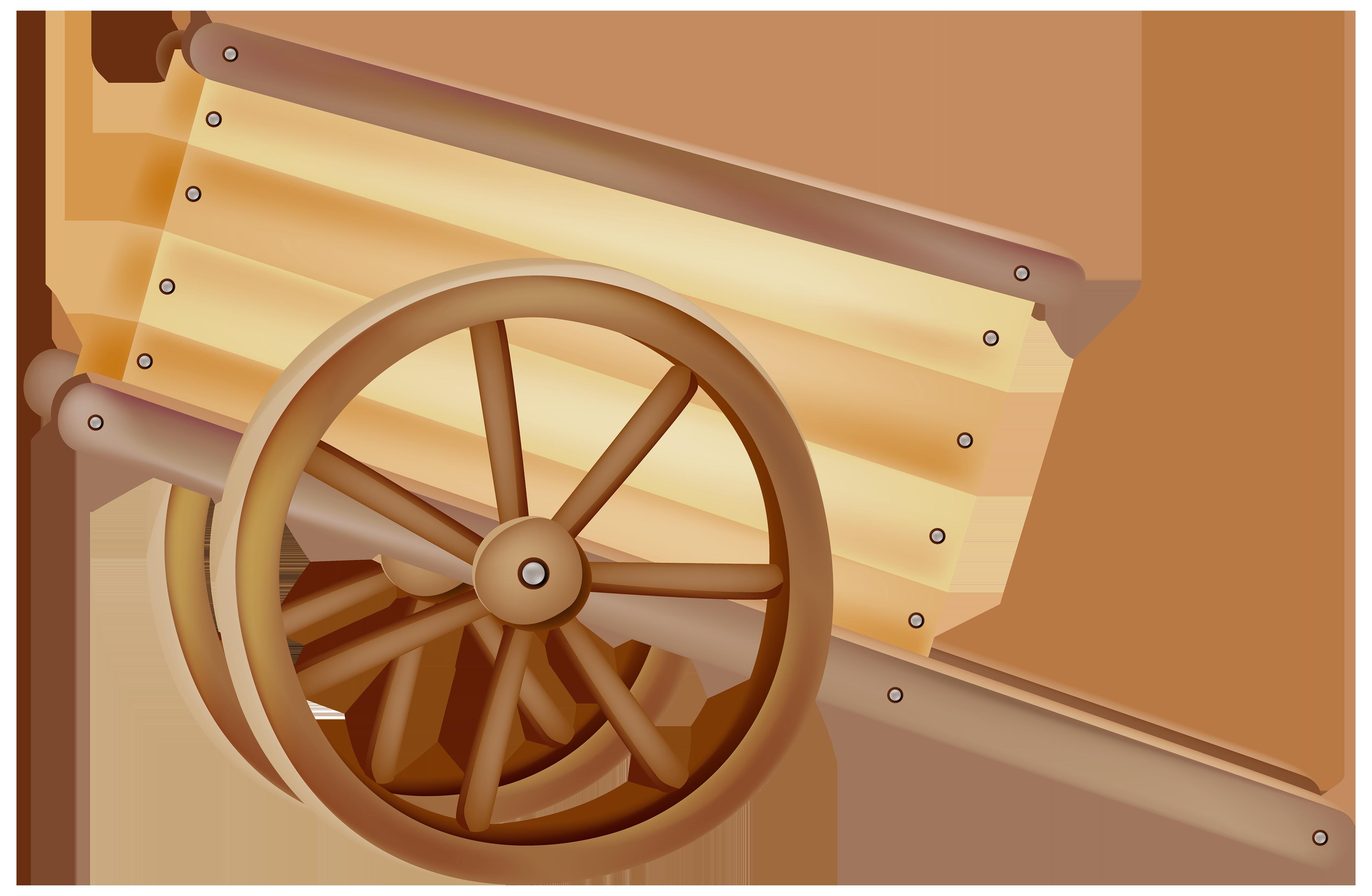 Wheel clipart wooden wheel. Wheelbarrow png best web
