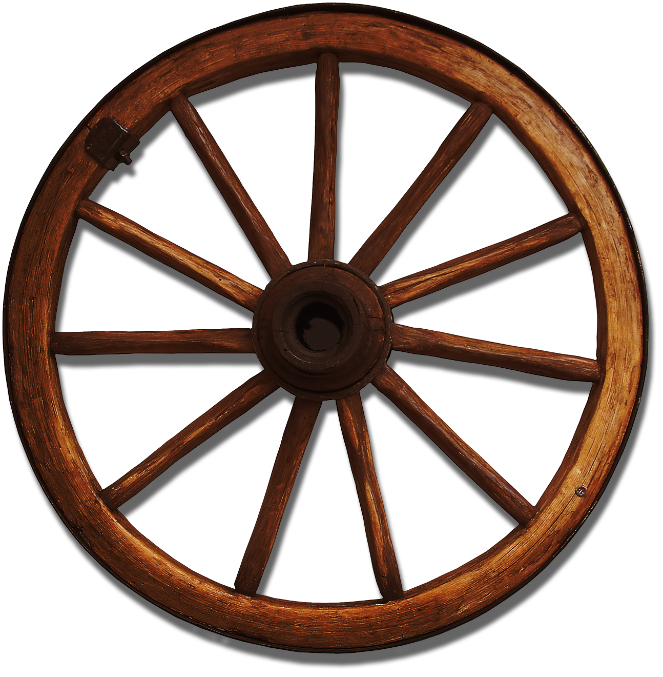 Chris home with wheels. Wheel clipart wooden wheel