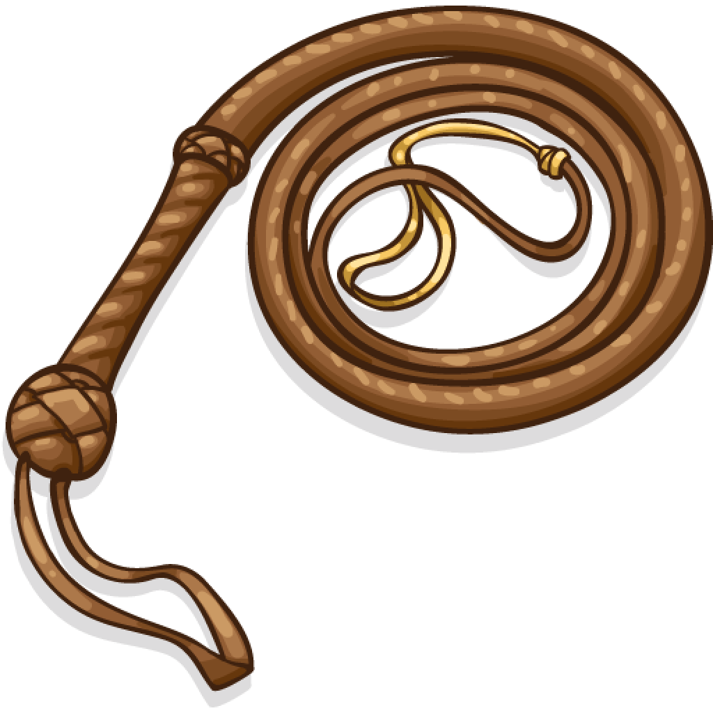 Whip clipart. Transparent png stickpng