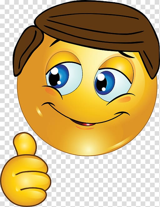 Smiley thumb signal thumbs. Whip clipart emoticon