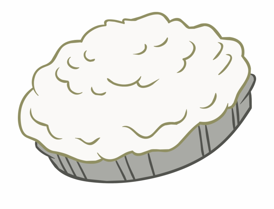 Whip clipart painting. Cream pie png clip