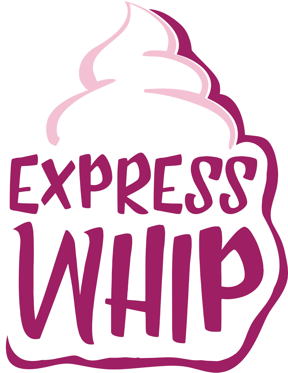 Express cream chargers hour. Whip clipart whipped
