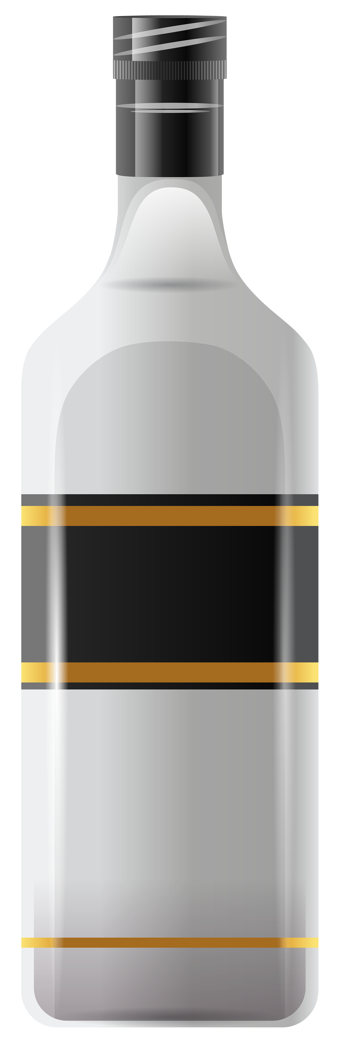 Whiskey bottle png. Green clipart best web