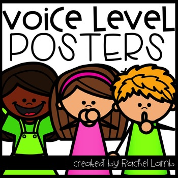 Level posters editable . Whisper clipart soft voice