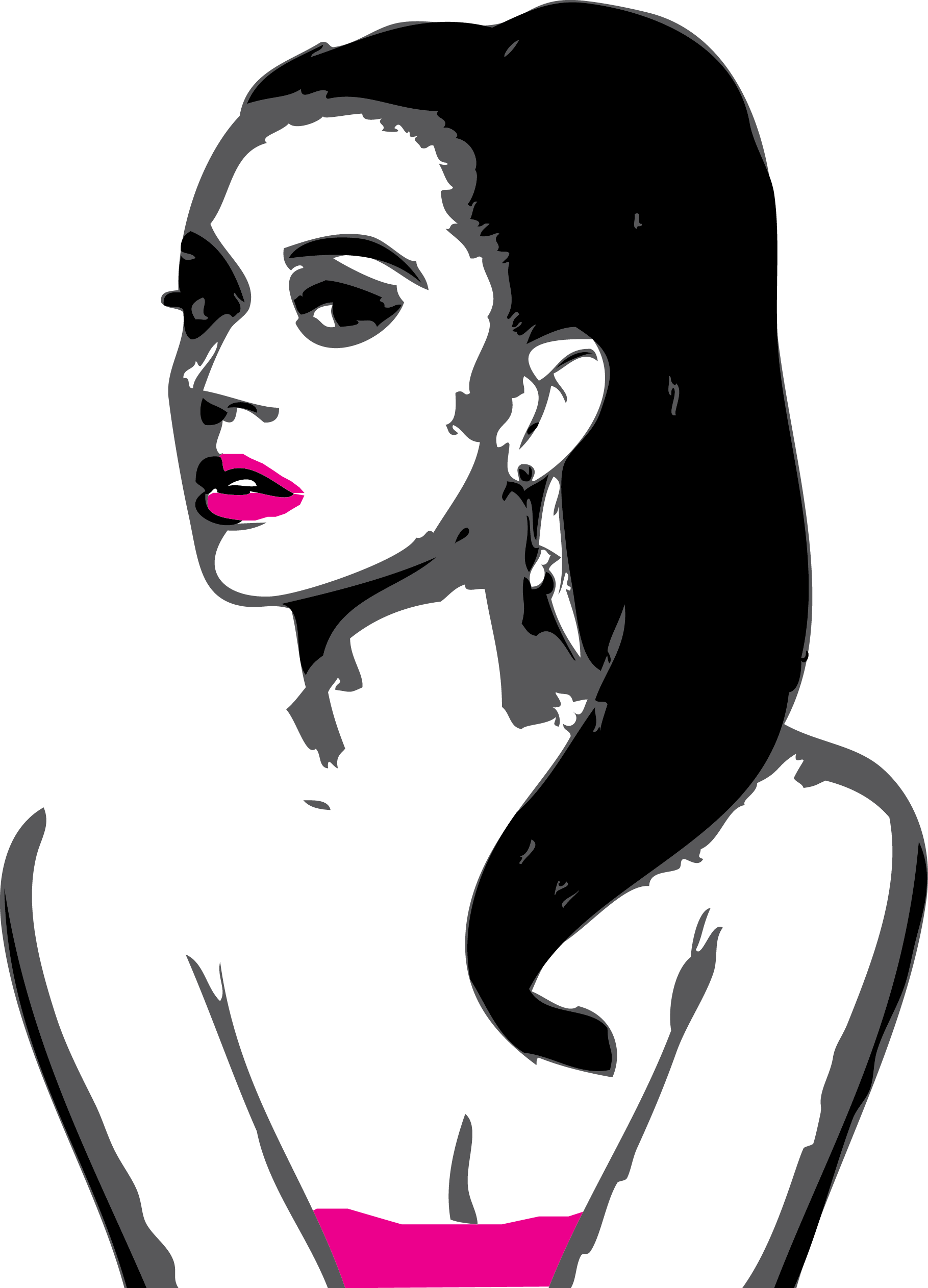 Whisper clipart spy woman. Katy perry transparent background