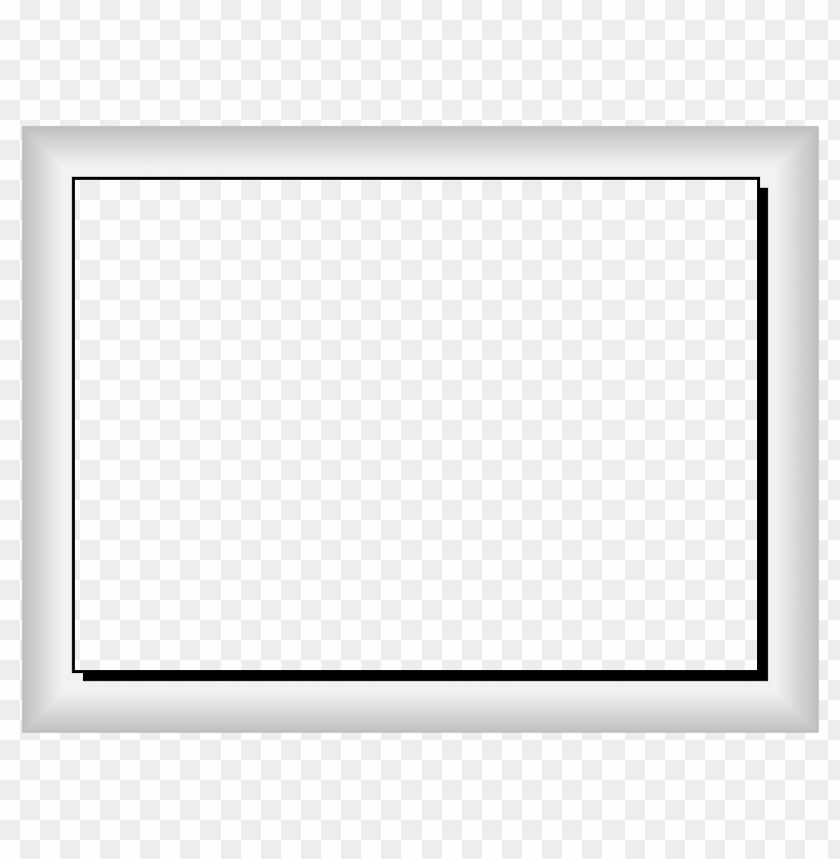 Frame free images toppng. White border png transparency
