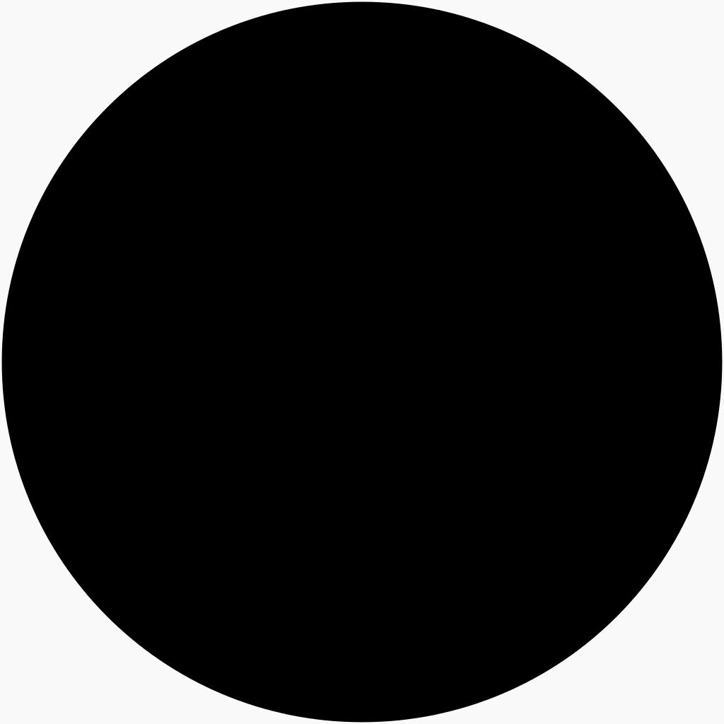 White circle frame png
