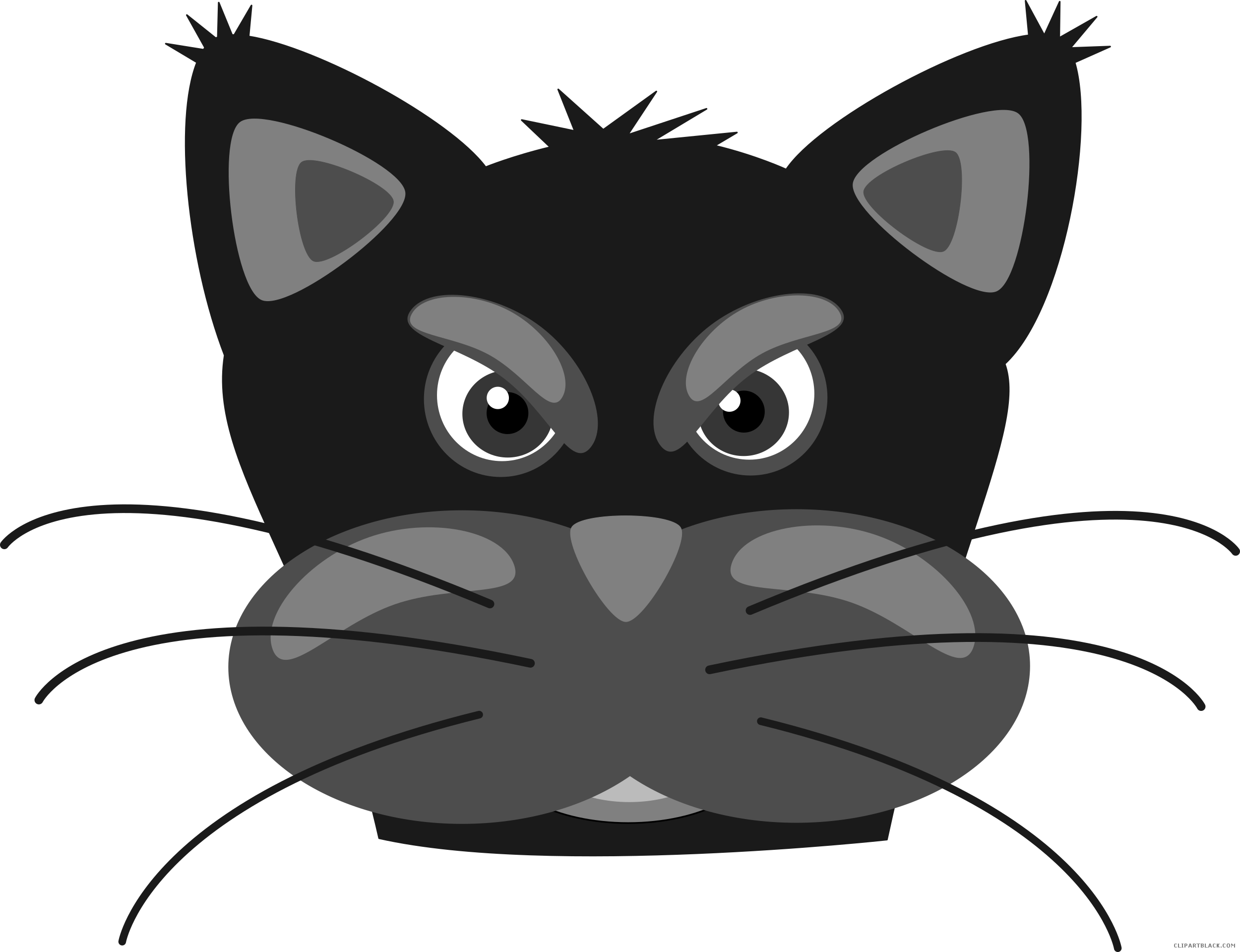 Black clipartblack com animal. White clipart panther