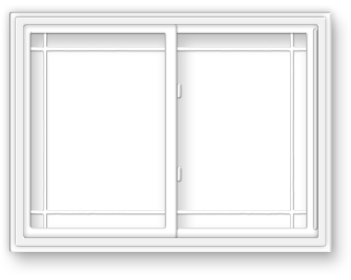 White clipart window frame. Buy new replacement home
