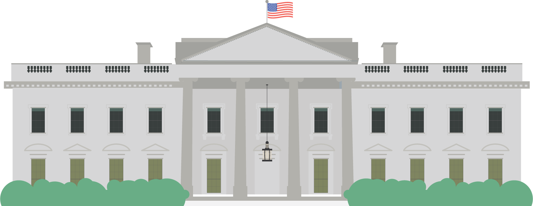 White house png. Hd mart