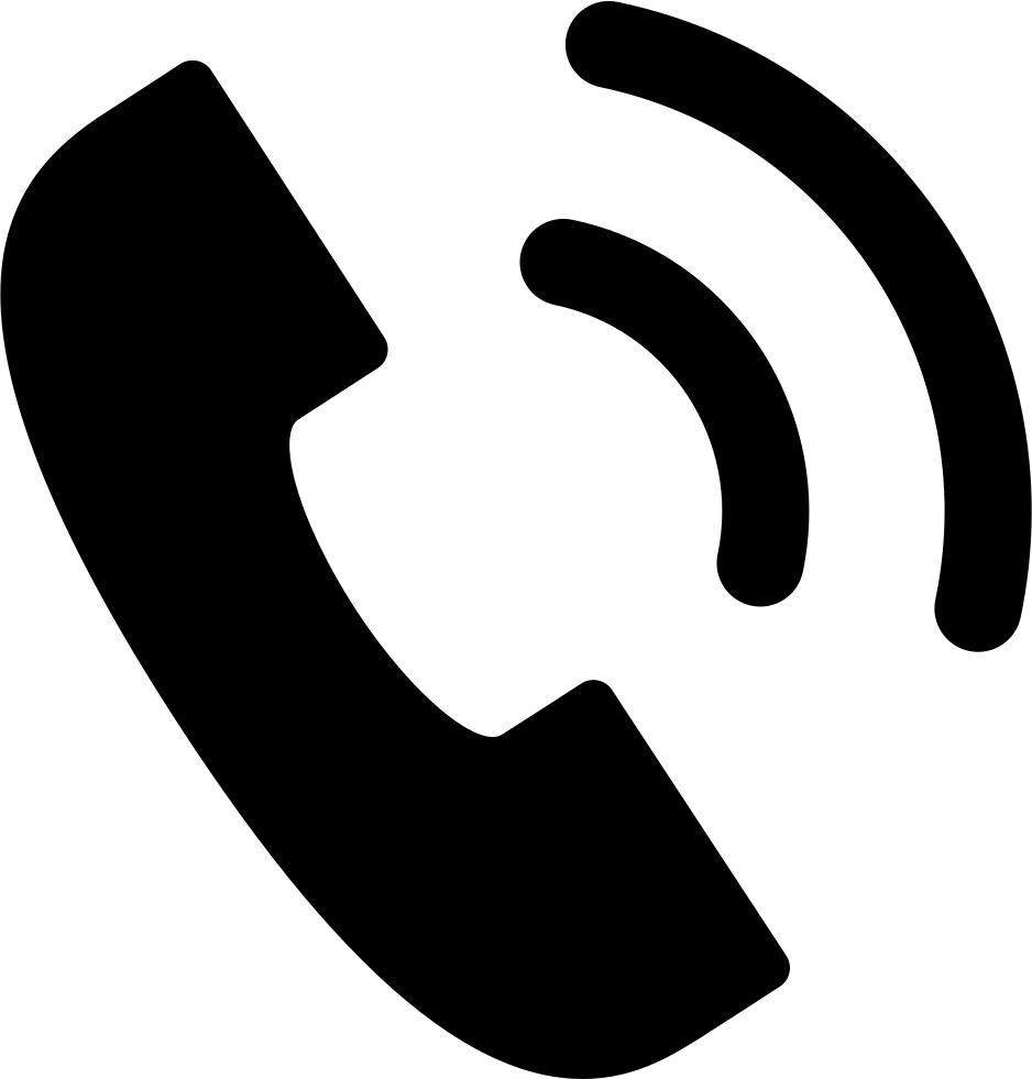 White phone icon png, White phone icon png Transparent ...