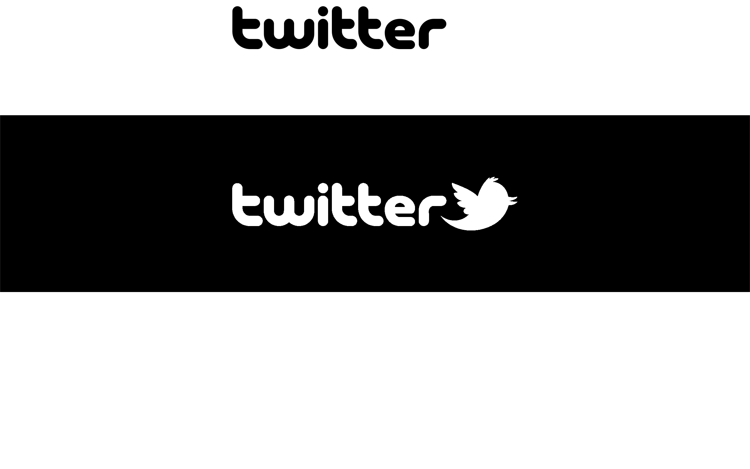 Transparent svg vector freebie. White twitter logo png