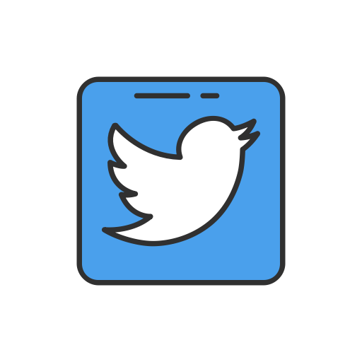 White twitter png.  logo latest icon