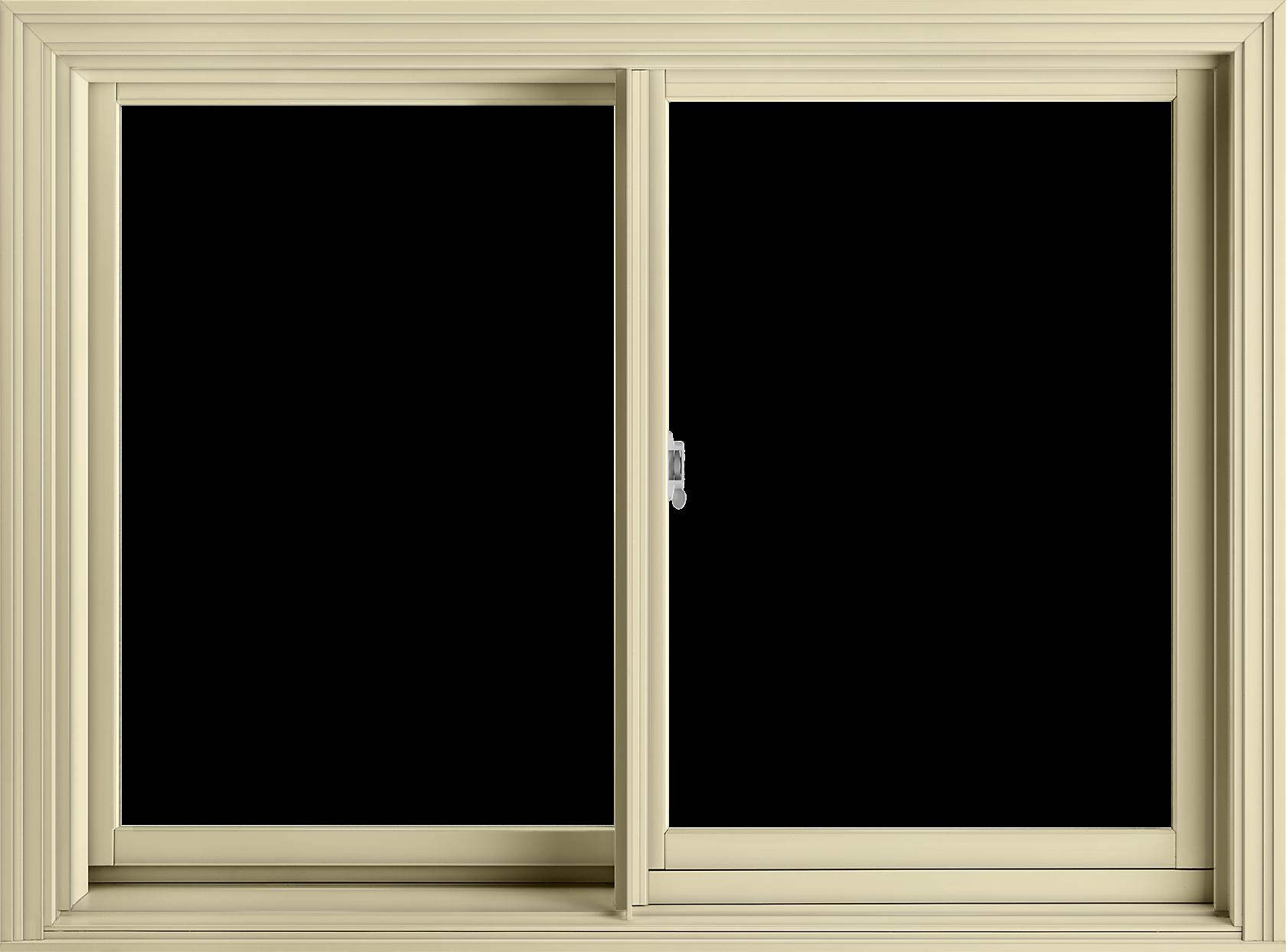 Custom wood sliding jeld. White window frame png