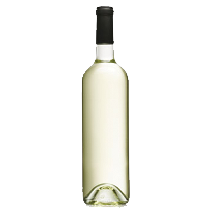 Deep forest pinot gris. White wine bottle png