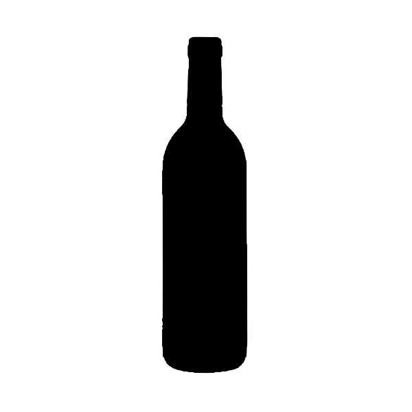 White wine bottle png.  for free download