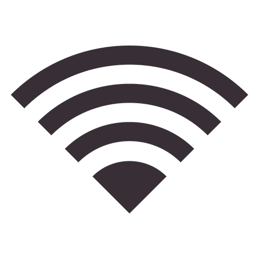 Transparent svg vector. Wifi icon png