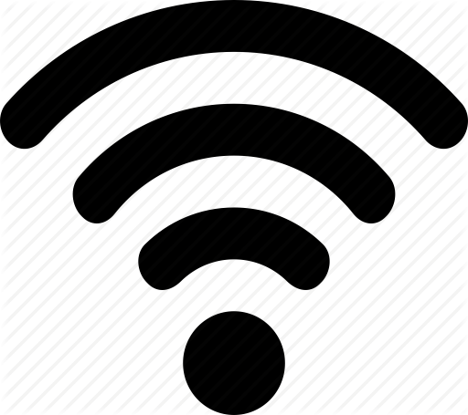 Wifi icon png. Flaticons stroke by