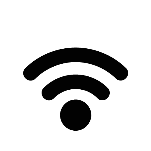 Signal normal free icons. Wifi icon png