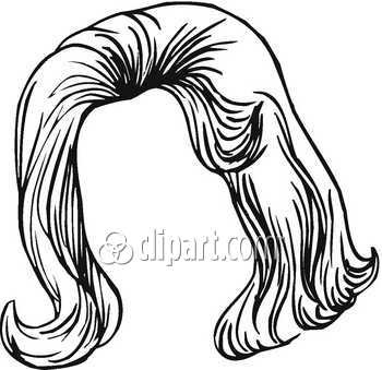Image panda free images. Wig clipart