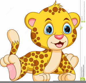Free images at clker. Wildcat clipart baby
